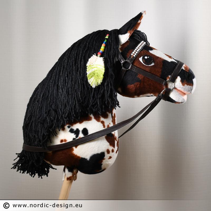 Käpphäst till salu - Poncho