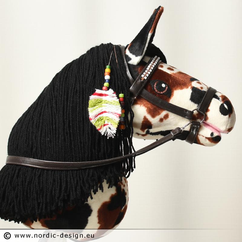 Käpphäst till salu - Apache