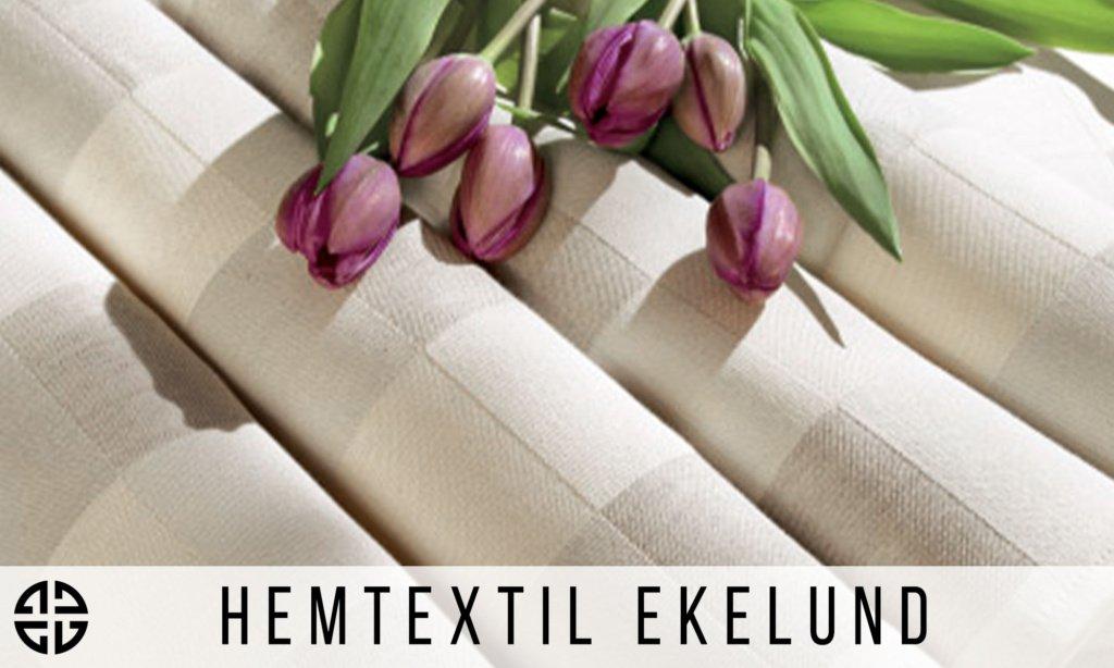 Hemtextil - Ekelunds Linneväveri