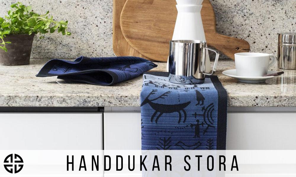 Stora Handdukar / Kökshanddukar - Ekelunds Linneväveri