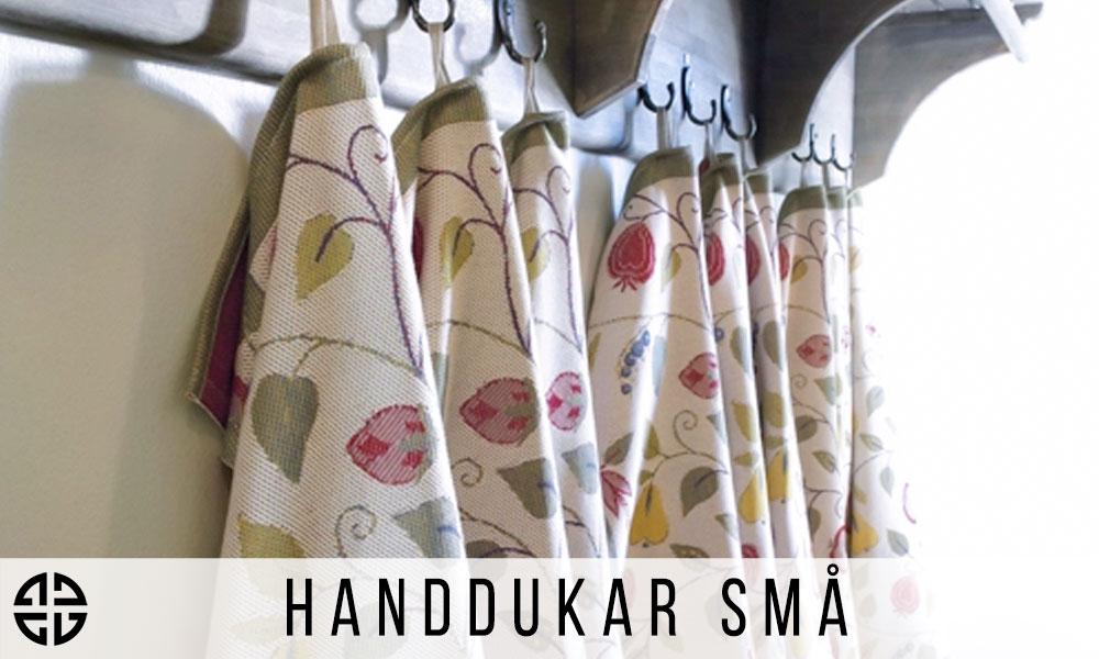 Små Handdukar / Kökshanddukar - Ekelunds Linneväveri