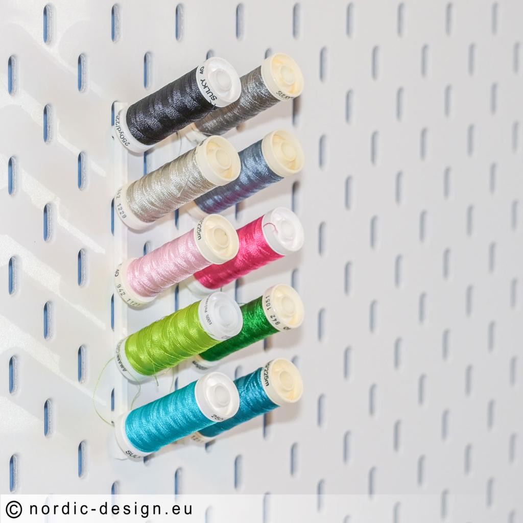 IKEA SKÅDIS Trådhållare till Sytråd